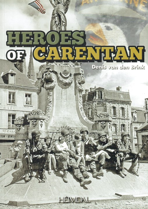 Image for HEROES OF CARENTAN