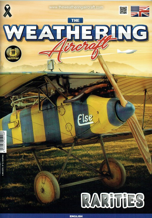 Image for THE WEATHERING AIRCRAFT ISSUE 16: RARITIES