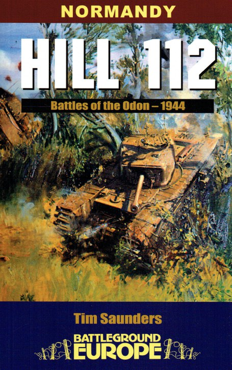 Image for HILL 112 : BATTLES OF THE ODON 1944