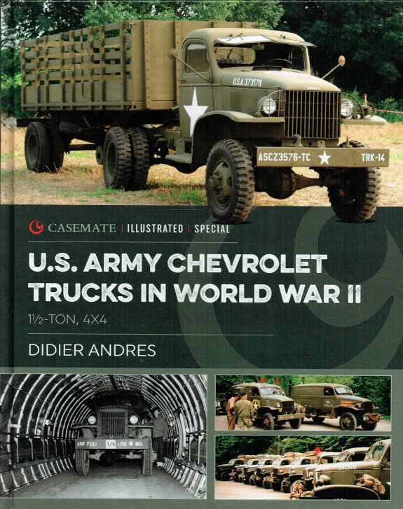 Image for US ARMY CHEVROLET TRUCKS IN WORLD WAR II
