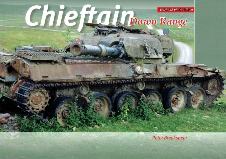 Image for CHIEFTAIN DOWN RANGE