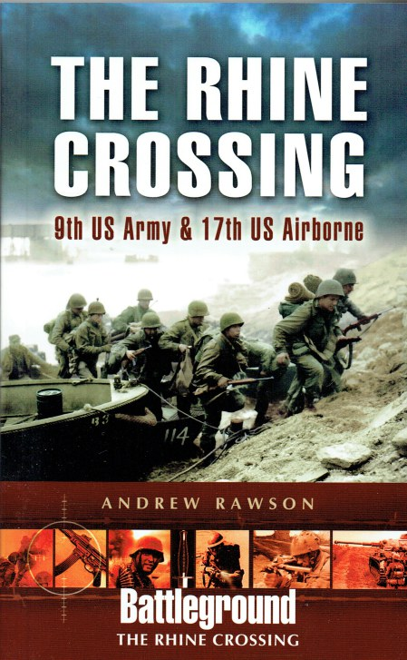 Image for THE RHINE CROSSING: 9TH US ARMY AND 17TH US AIRBORNE