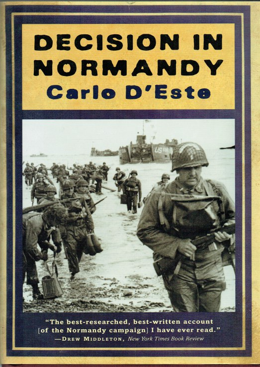 Image for DECISION IN NORMANDY