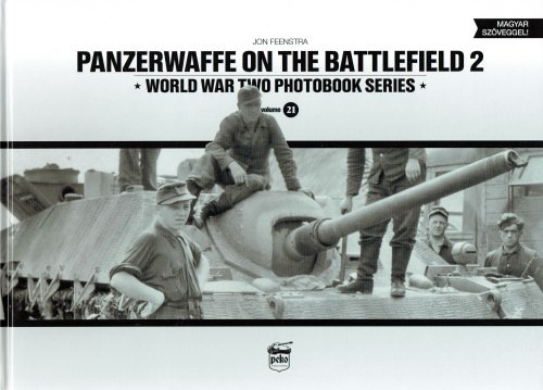 Image for PANZERWAFFE ON THE BATTLEFIELD 2