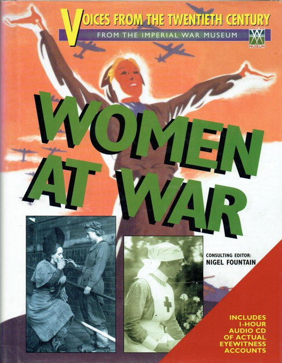 Image for VOICES FROM THE TWENTIETH CENTURY: WOMEN AT WAR