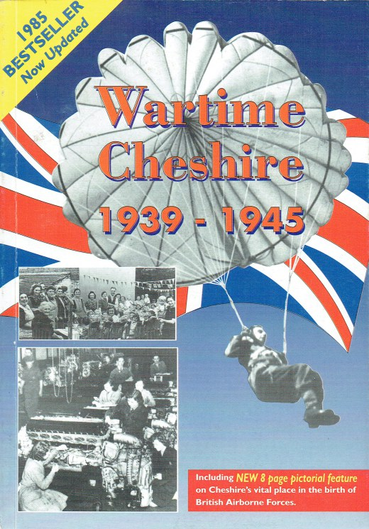 Image for WARTIME CHESHIRE 1939-1945