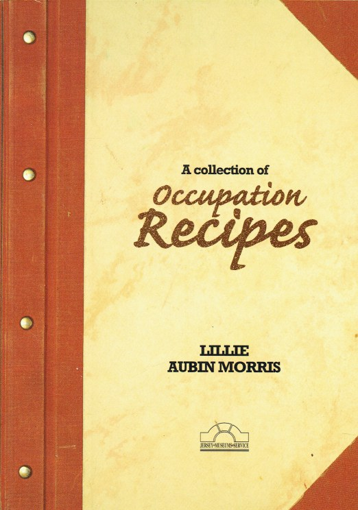 Image for A COLLECTION OF OCCUPATION RECIPES