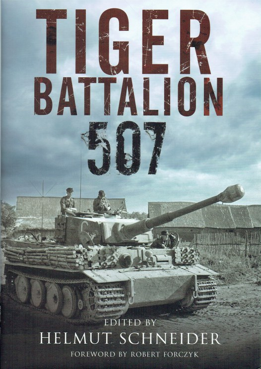 Image for TIGER BATTALION 507