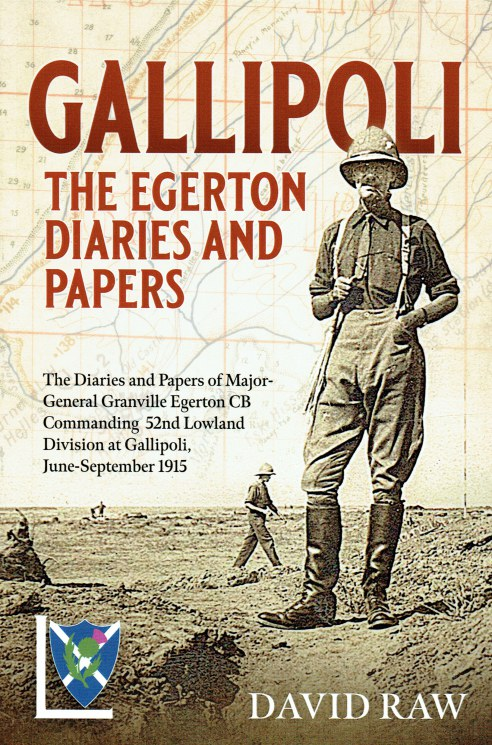 Image for GALLIPOLI : THE EGERTON DIARIES AND PAPERS