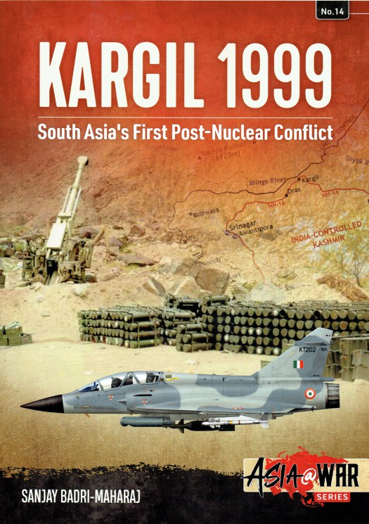Image for KARGIL 1999 : SOUTH ASIA'S FIRST POST-NUCLEAR CONFLICT