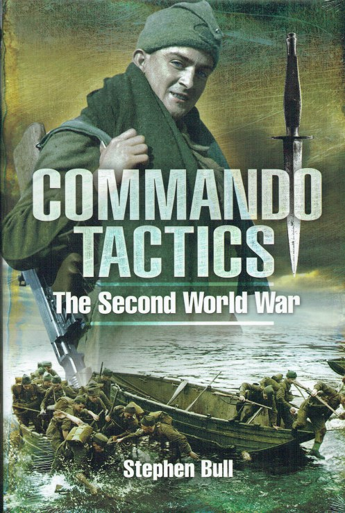 Image for COMMANDO TACTICS : THE SECOND WORLD WAR