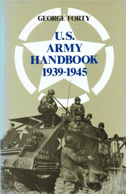Image for US ARMY HANDBOOK 1939-1945