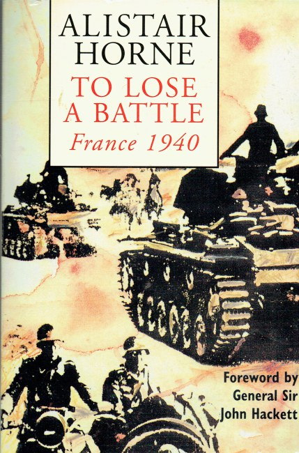 Image for TO LOSE A BATTLE : FRANCE 1940