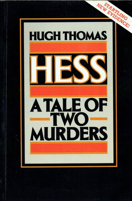 Image for HESS : A TALE OF TWO MURDERS