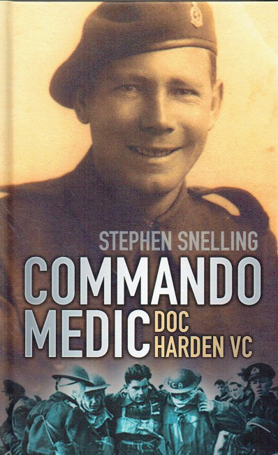 Image for COMMANDO MEDIC : DOC HARDEN VC