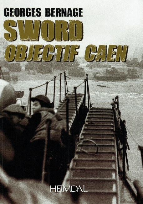 Image for SWORD : OBJECTIF CAEN (FRENCH TEXT)