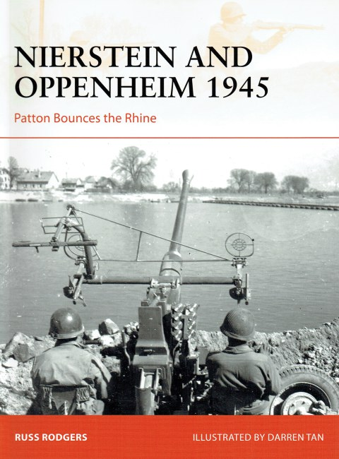 Image for NIERSTEIN AND OPPENHEIM 1945 : PATTON BOUNCES THERHINE