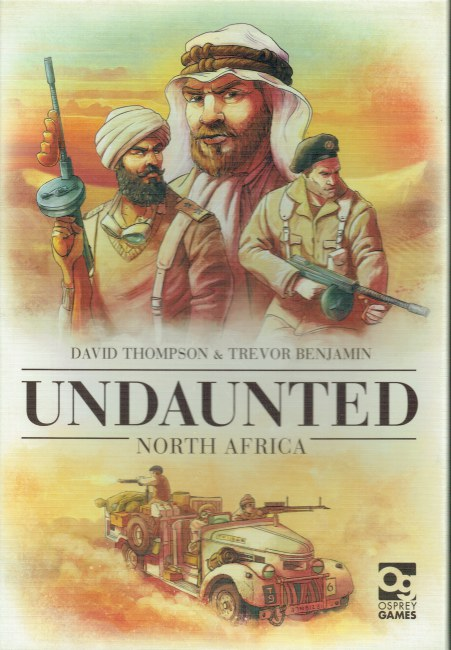 Image for UNDAUNTED : NORTH AFRICA (GAME)