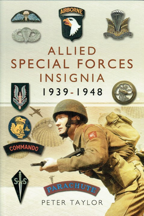 Image for ALLIED SPECIAL FORCES INSIGNIA 1939-1948