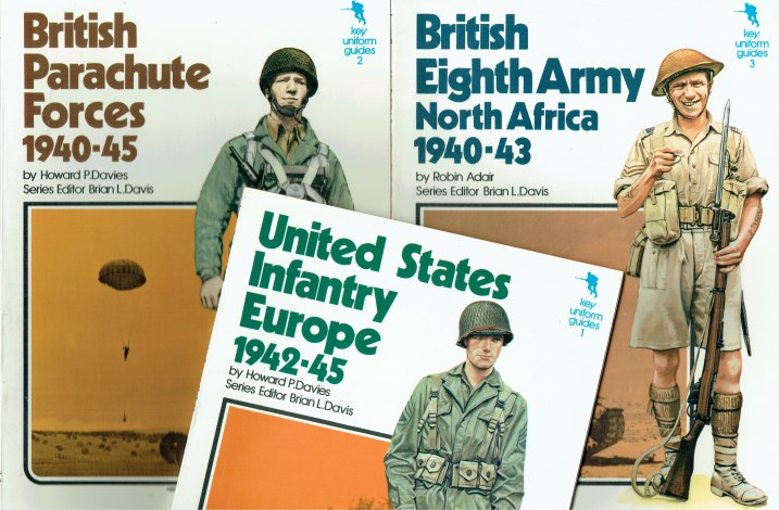 Image for KEY UNIFORM GUIDES (SET OF SIX)