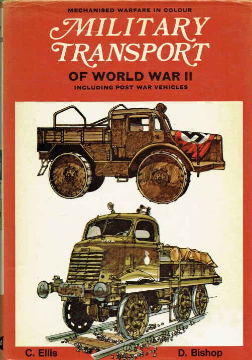 Image for MILITARY TRANSPORT OF WORLD WAR II