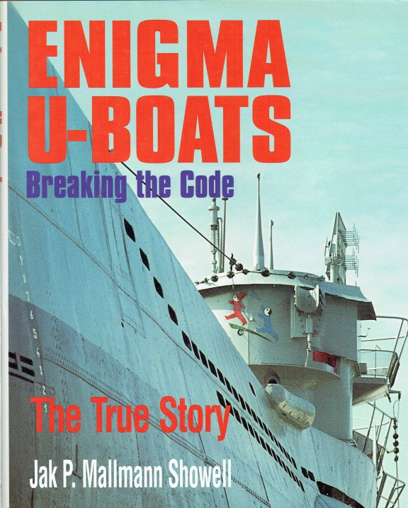Image for ENIGMA U-BOATS : BREAKING THE CODE