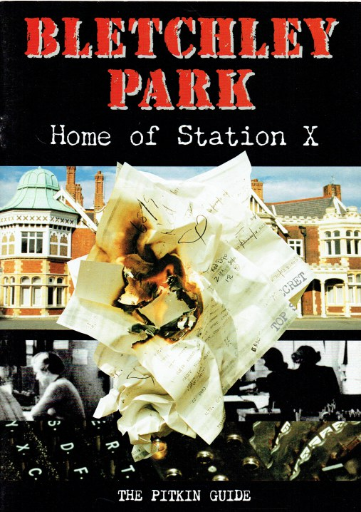 Image for BLETCHLEY PARK : HOME OF STATION X