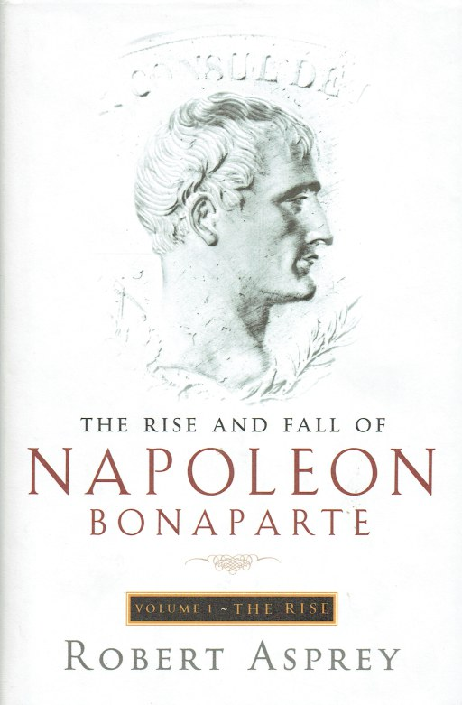 Image for THE RISE AND FALL OF NAPOLEON BONAPARTE: VOLUME 1 - THE RISE