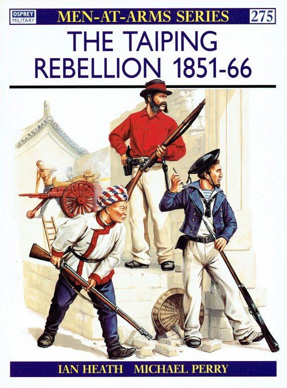 Image for THE TAIPING REBELLION 1851-66