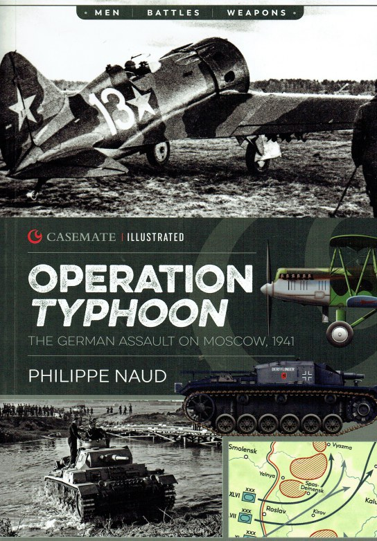 Image for OPERATION TYPHOON : THE GERMAN ASSAULT ON MOSCOW, 1941