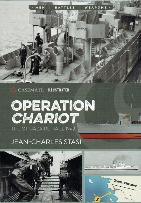 Image for OPERATION CHARIOT : THE ST NAZAIRE RAID, 1942