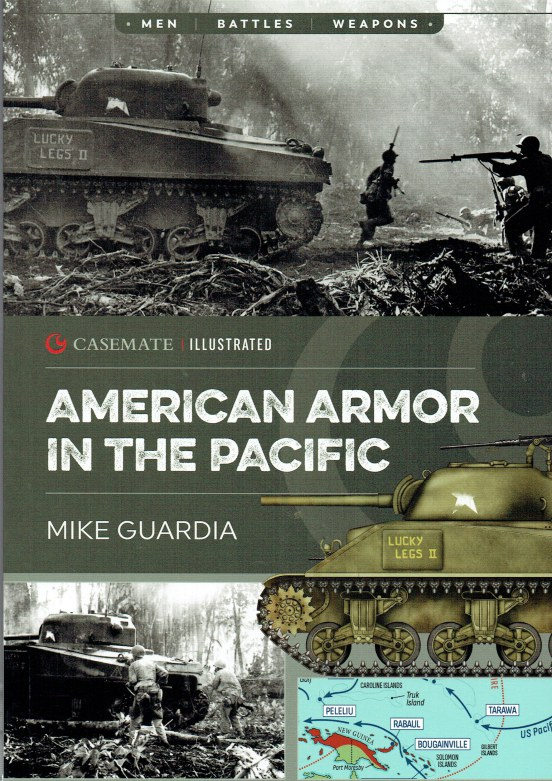 Image for AMERICAN ARMOR IN THE PACIFIC