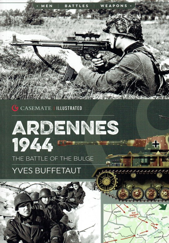 Image for ARDENNES 1944 : THE BATTLE OF THE BULGE