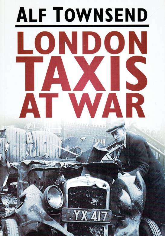 Image for LONDON TAXIS AT WAR