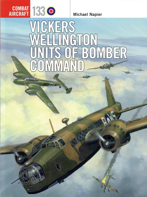 Image for VICKERS WELLINGTON UNITS OF BOMBER COMMAND