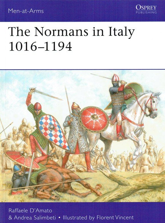 Image for THE NORMANS IN ITALY 1016-1194