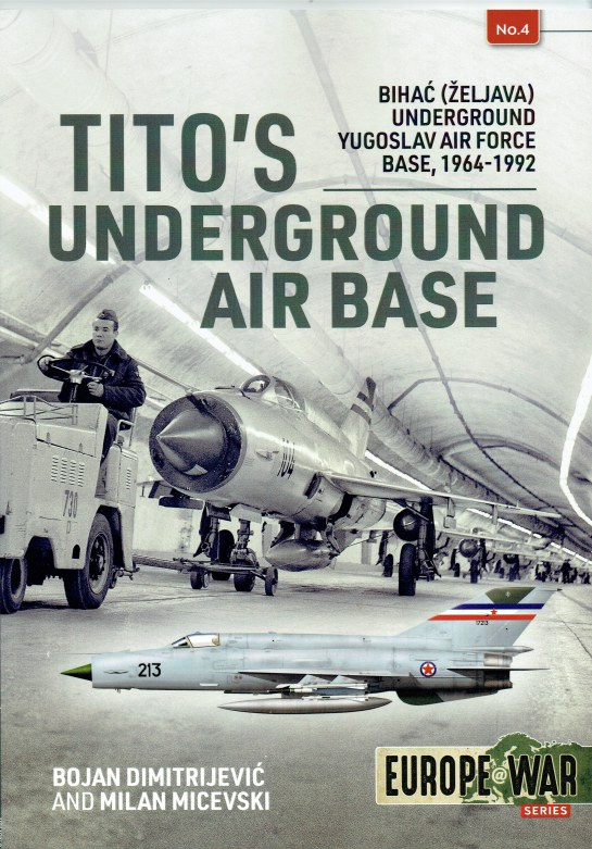 Image for TITO'S UNDERGROUND AIR BASE