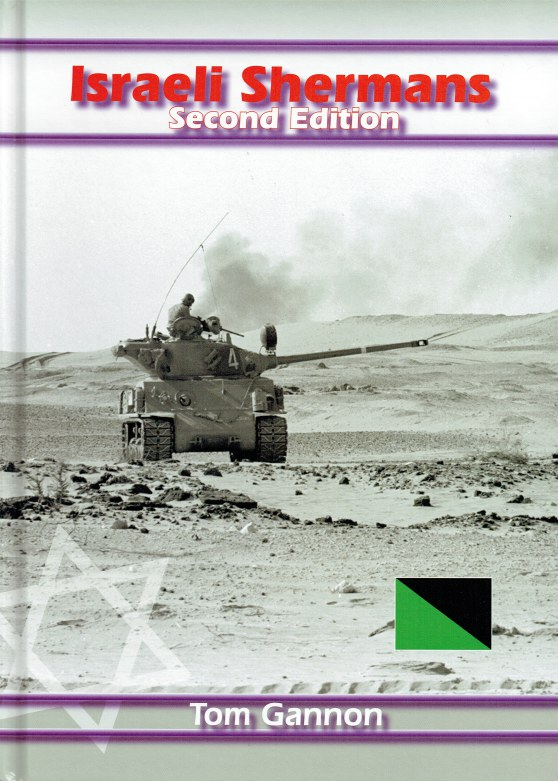 Image for ISRAELI SHERMANS (SECOND EDITION)
