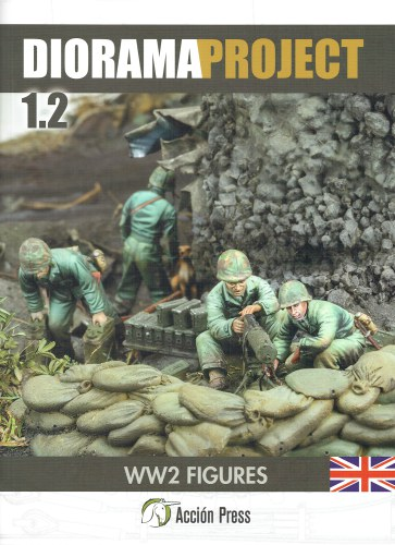 Image for DIORAMA PROJECT 1.2 : WW2 FIGURES