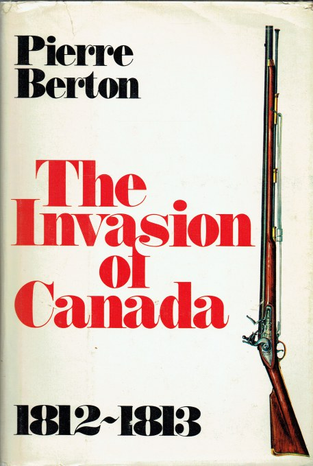 Image for THE INVASION OF CANADA 1812-1813