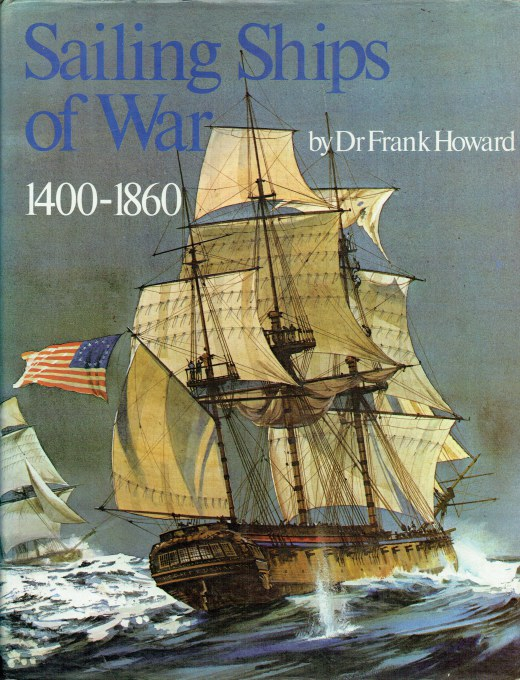 Image for SAILING SHIPS OF WAR 1400-1860