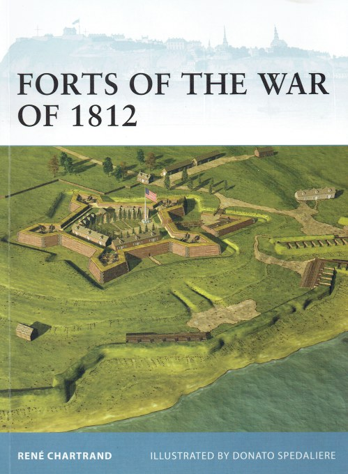 Image for FORTS OF THE WAR OF 1812