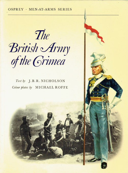Image for THE BRITISH ARMY OF THE CRIMEA