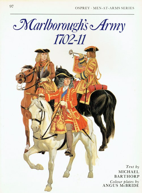 Image for MARLBOROUGH'S ARMY 1702-11