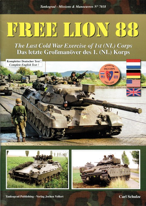 Image for FREE LION 88: THE LAST COLD WAR EXERCISE OF 1ST (NL) KORPS