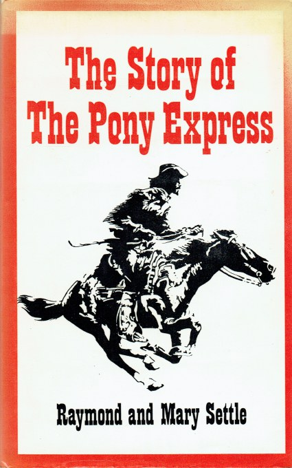 Image for THE STORY OF THE PONY EXPRESS