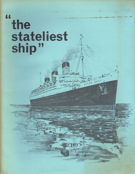 Image for THE STATELIEST SHIP - QUEEN MARY