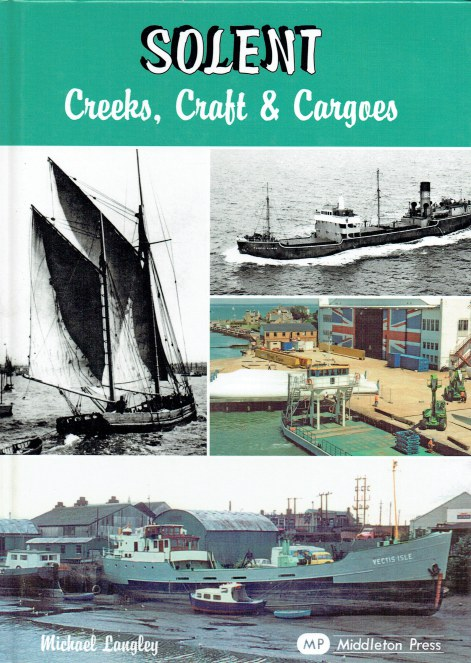 Image for SOLENT - CREEKS, CRAFTS & CARGOES