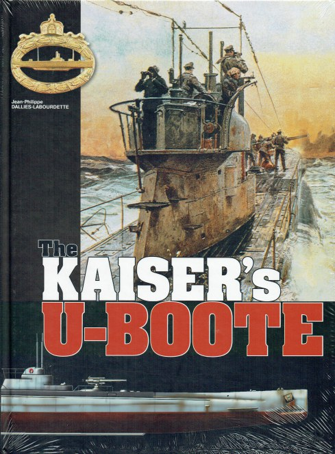 Image for THE KAISER'S U-BOOTE