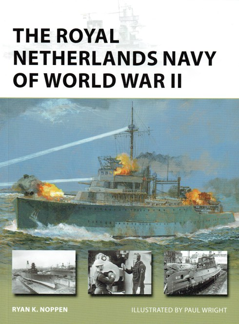 Image for THE ROYAL NETHERLANDS NAVY OF WORLD WAR II